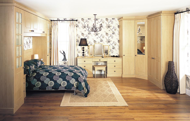 Fitted Bedrooms - kielder :: montana oak
