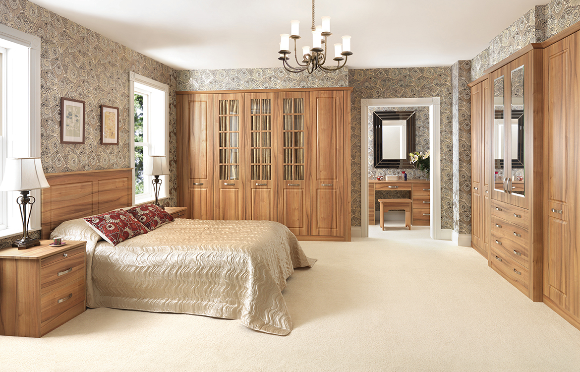 Fitted Bedrooms - Melbury :: lyon