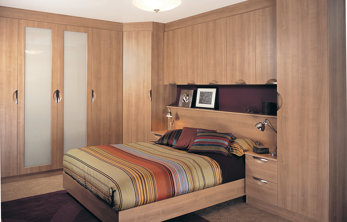 Fitted Bedrooms - Sccop :: Portofino Cherry