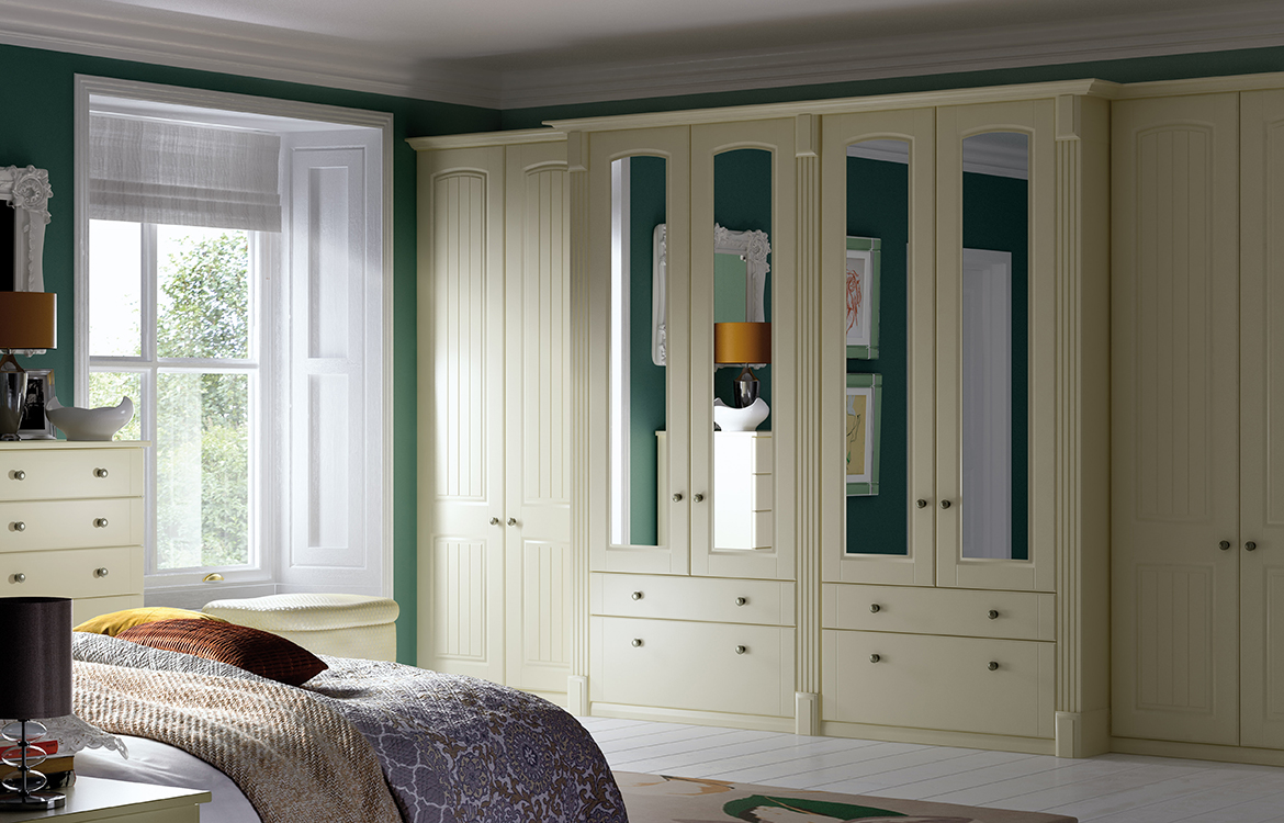 Bedrooms traditional