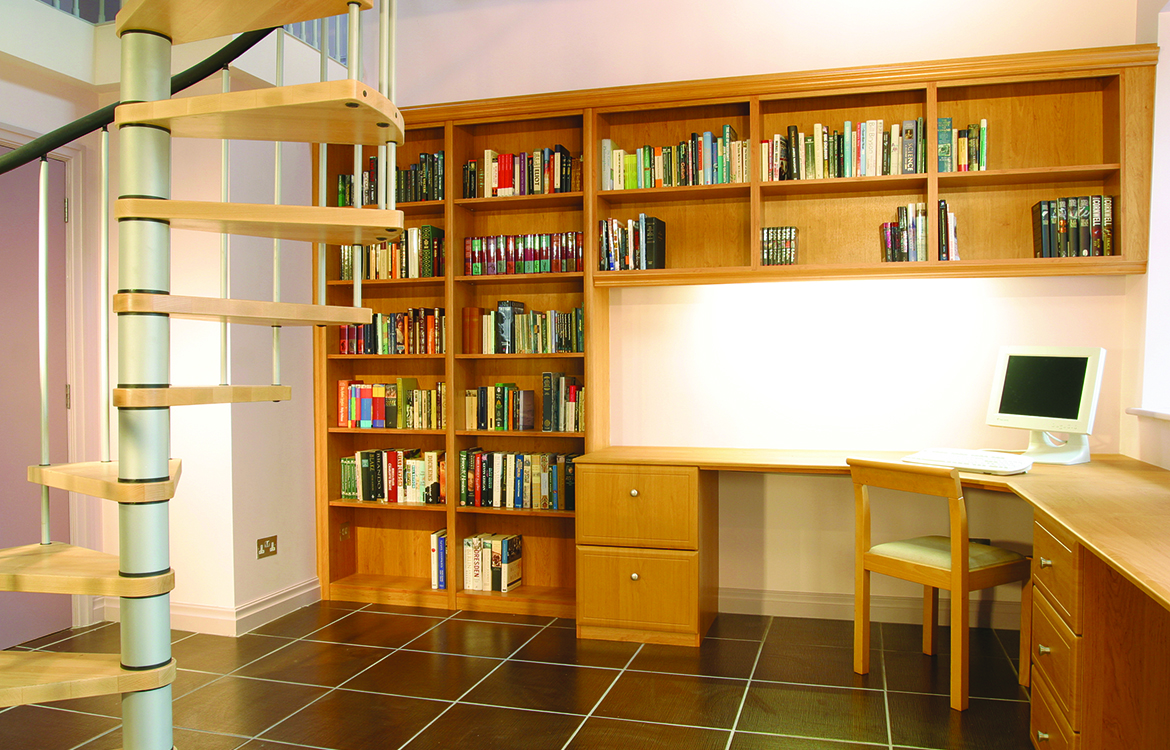Home Office Home Library