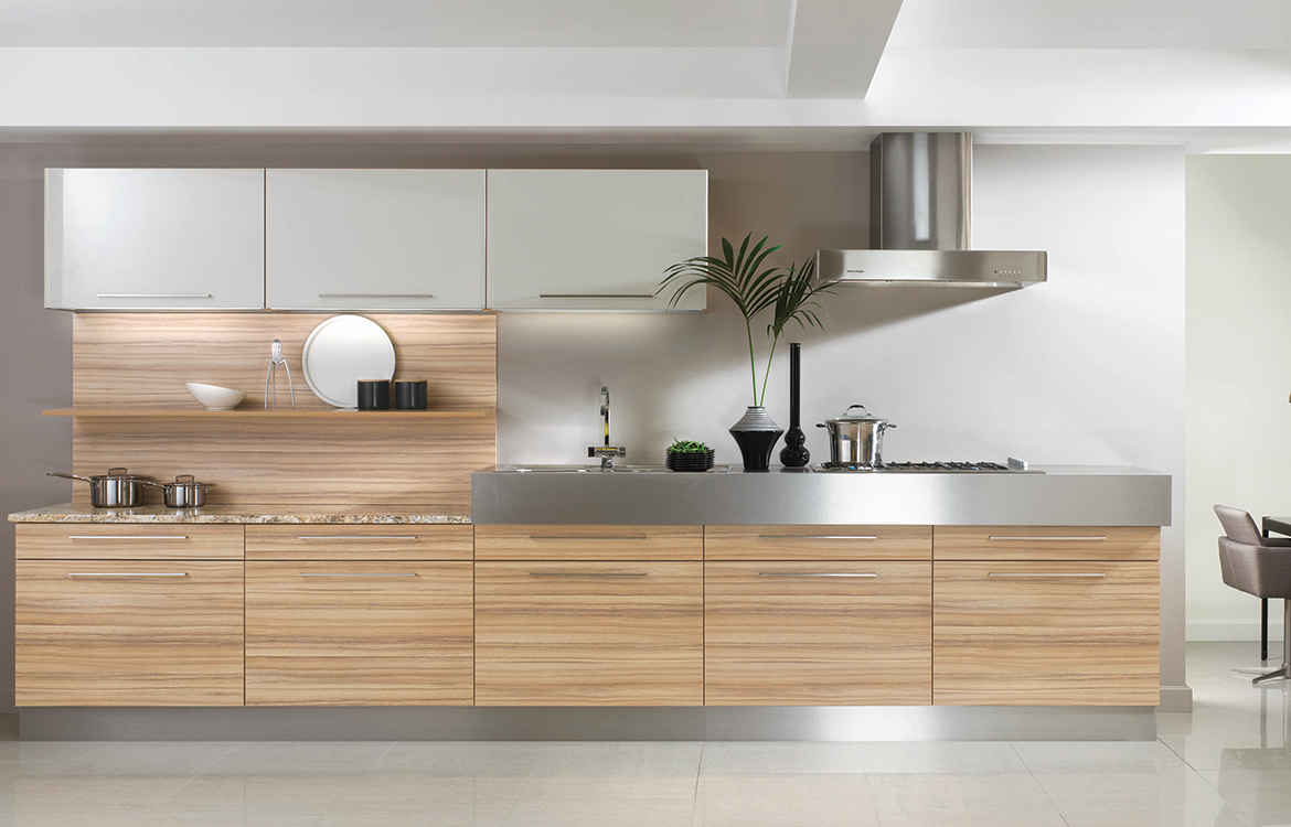 Lastra fitted kitchen :: coco bolo matt