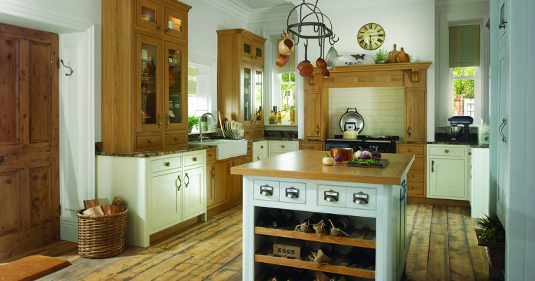 Kitchens Hand Finished