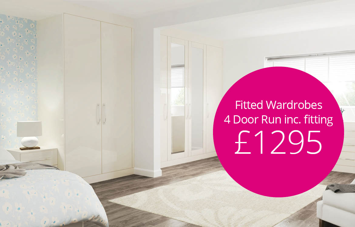 Harval fitted wardrobes