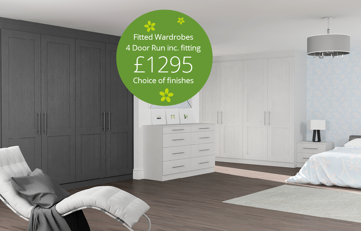 Harval Fitted Furniture - Fitted Wardrobes offer