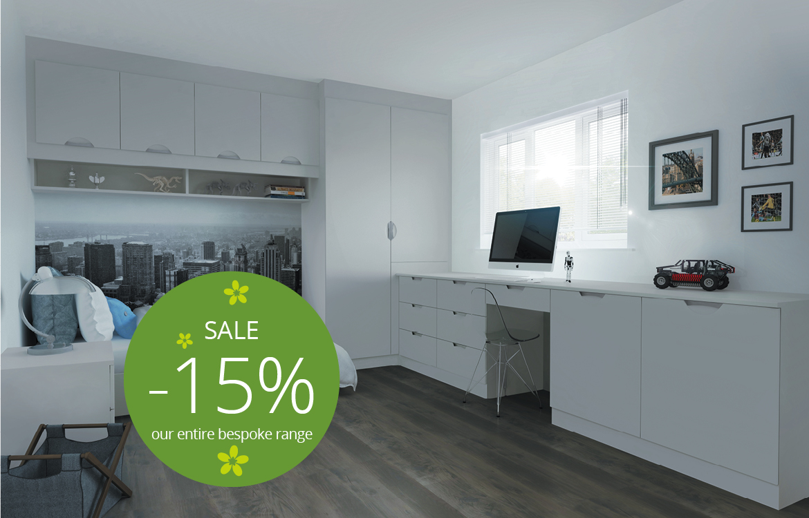 Harval Fitted Furniture - 15% off