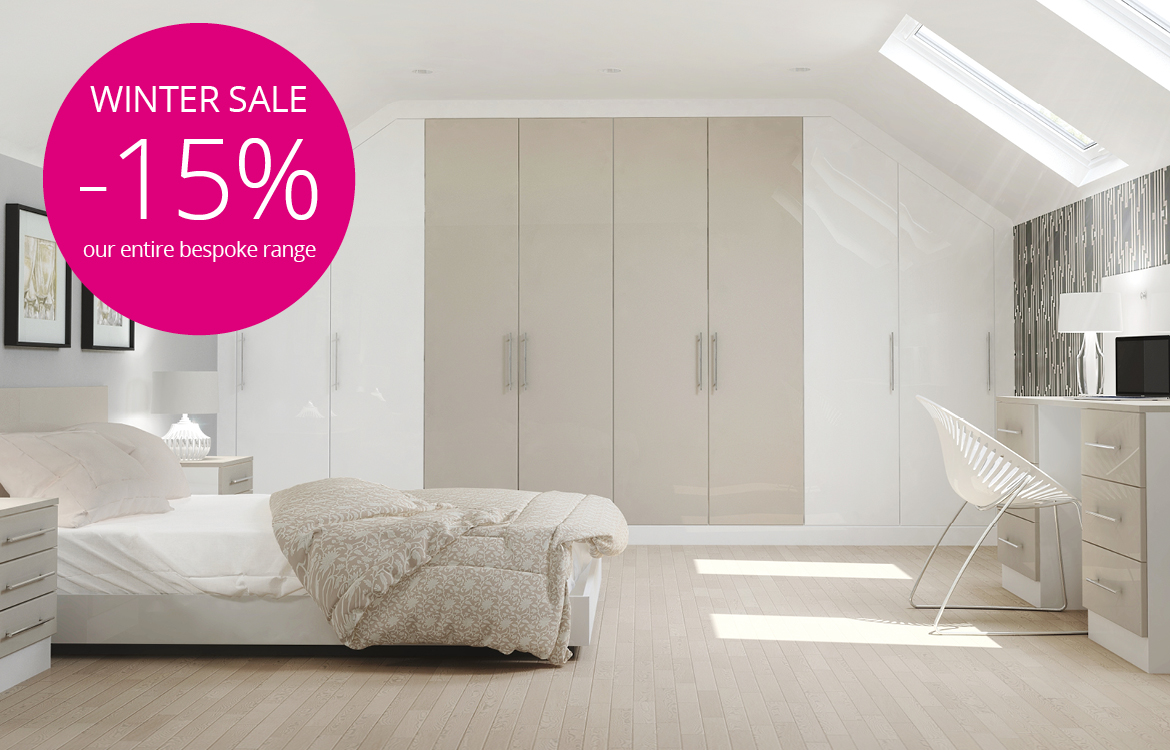 15% off fitted bedrooms 15% off fitted bedrooms - Harval fitted furniture