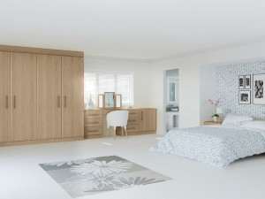 Bespoke bedroom ideas - Harval Fitted Furniture