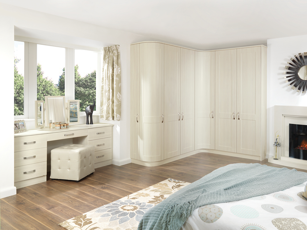 Harval fitted furniture - fitted bedrooms 1