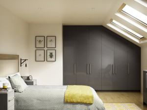 Harval fitted furniture - fitted bedrooms 2