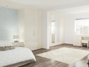Harval fitted bedrooms - modern bedrooms