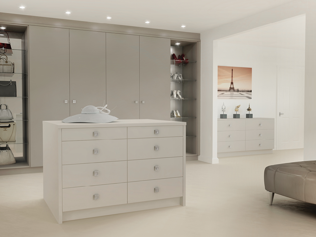 Designing a Fitted Wardrobe  - Harval Fitted Furniture